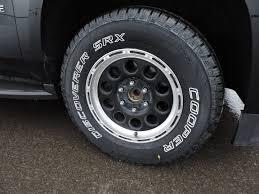 Cooper Tire Discoverer SRX Review » AutoGuide.com News