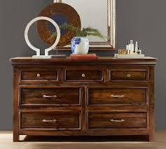 bowry reclaimed wood extra wide dresser pottery barn