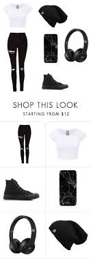 By Valeriecolemann Liked On Polyvore Featuring Topshop And Converse