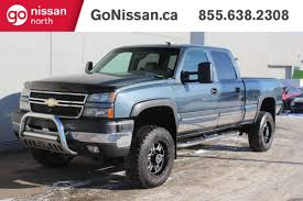 2007 Chevrolet Silverado 2500HD For Sale In Edmonton