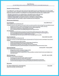 Cool Best Administrative Assistant Resume Sample To Get Job Soon Templates