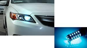 new ijdmtoy blue led daytime running light fog l bulb