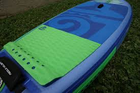 Sup Deck Pad Uk by Review Of The 2017 Starboard Inflatable 10 U0027 Whopper Zen Paddle