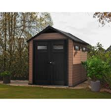 Rubbermaid Gable Storage Shed 5 X 2 by Keter Manor 6 X 8 Ft Storage Shed Hayneedle
