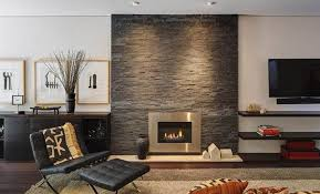 A Twist of Old Brick Fireplaces in 15 Modern and Contemporary