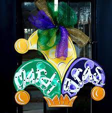 Mardi Gras Mask Door Decoration by Backyards Mardi Gras Decor Il Fullxfull Classroom Door