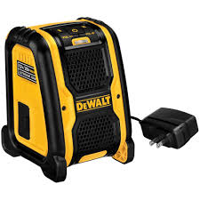 100 Best Truck Speakers DEWALT 20Volt12Volt Max Bluetooth SpeakerDCR006 The Home Depot