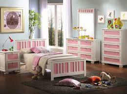 Four Colors Youth Bedroom Set