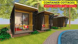 100 Shipping Container Cabins Plans OffGrid Cottages 20 Foot Cabin Design Floor CABINTAINER 160