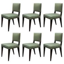 Eero Saarinen Set of Eight 8 Reupholstered Dining Chairs Knoll