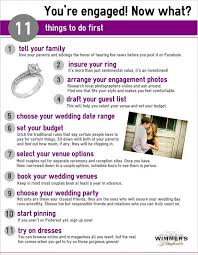 You re engaged now what 11 things to do FIRST