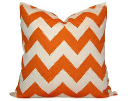 orange decorative pillow – eurogestion