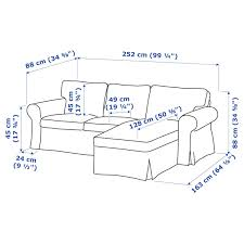 ikea sofa weiß ektorp