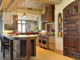 Kitchen Rustic Cabinet Designs Farmhouse Plans Cabinets Country Ideas Layouts Style
