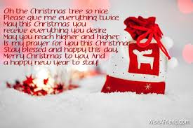 Christmas Is Here Short Poem