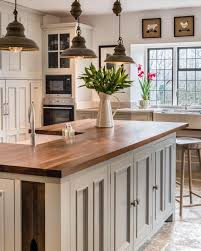 Farmhouse Kitchens Part See Tons Of Beautiful Full Inspiration