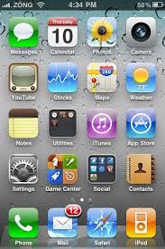 iOS 4 GM Screenshots Gallery [Apple iPhone iPod iPad]
