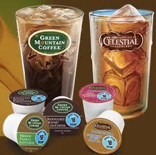 K Cup Iced Coffee Drinker