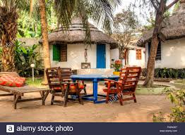 Restaurant By The Ocean, Accra, Ghana Stock Photo, Royalty Free ... Tiki Hut Builder Welcome To Palm Huts Florida Outdoor Bench Kits Ideas Playhouse Costco And Forts Pdf Best Exterior Tiki Hut Cstruction Commercial For Creating 25 Bbq Ideas On Pinterest Gazebo Area Garden Backyards Impressive Backyard Patio Quality Bali Sale Aarons Living Custom Built Bars Nationwide Delivery Luxury Kitchen Taste Build A Natural Bar In Your For Enjoyment Spherd Residential Rethatch
