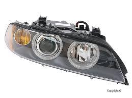 bmw 525i headlight assembly auto parts catalog