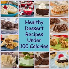 Halloween Candy Calories List by Healthy Dessert Recipes Under 100 Calories