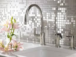 metal tiles for kitchen backsplash home design ideas