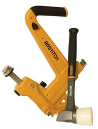 Bostitch Floor Stapler Problems by Bostitch Mfn 201 Manual Flooring Cleat Nailer Kit Review