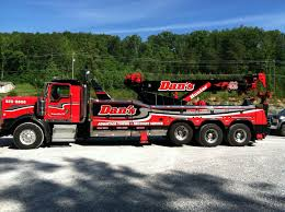 Dan's Advantage Towing, Knoxville TN - Kenworth W900 W/ B&B 50 Ton ...