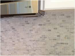 carrara marble mosaic tile backsplash 盪 modern looks white carrara