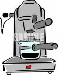 Clipart Image An Espresso Machine