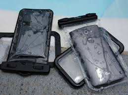 Best waterproof pouch cases for Android
