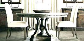 Restoration Hardware Dining Room Tables Table Rooms Peripatetic Captivating