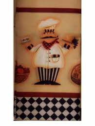 Fat French Chef Kitchen Curtains by Fat Chef Kitchen Decor At Family Dollar U2013 S T O V A L