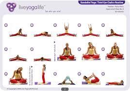 Kundalini Yoga Chakra Program Complete Set Classes 1 To 8