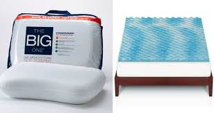 kohl s cardholders the big one mattress topper and memory foam
