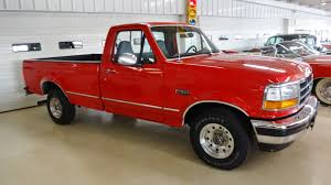 1996 Ford F-150 XLT Stock # B24348 For Sale Near Columbus, OH | OH ...