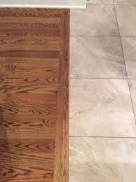 Ceramic Tile To Carpet Transition Strips by Laying Carpet Over Hardwood