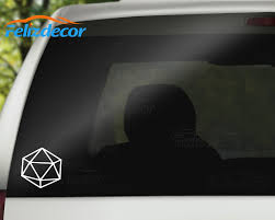 Detail Feedback Questions About Icosahedron Decal New Sacred ...