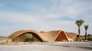100 Desert Nomad House Oppenheim Architectures Sinuous Concrete Ayla Oasis