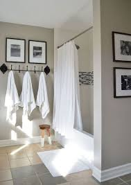 Great Neutral Bathroom Colors by Best 25 Bathroom Wall Colors Ideas On Pinterest Guest Bathroom