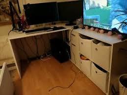 computer schreibtisch wohnzimmer ebay kleinanzeigen