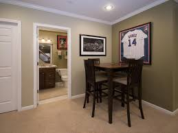Drop Ceiling For Basement Bathroom by Best Bets For Basement Lighting Hgtv
