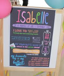 Birthday Poster Board Ideas 55 Best Design Custom Images Home