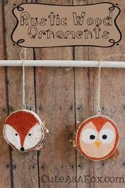 My Owl Barn 10 DIY Christmas Ornaments