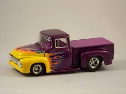 100 56 Ford Truck Pickup Hot Wheels Wiki Fandom