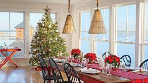 A Sunny Spot In The Dining Room Gives This Tree An Out Of