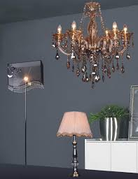 Pottery Barn Crystal Table Lamps by Pottery Barn Crystal Chandelier Floor Lamp Cashorika Decoration
