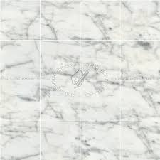 White Marble Floor Inspiration For A Contemporary Master Tile