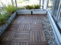 Outdoor Balcony Flooring Ideas To Bring Your Dream Into Life 3