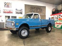 100 1972 Chevrolet Truck K20 Grand Rapids Classics
